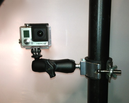Roll Cage GoPro Camera Mount