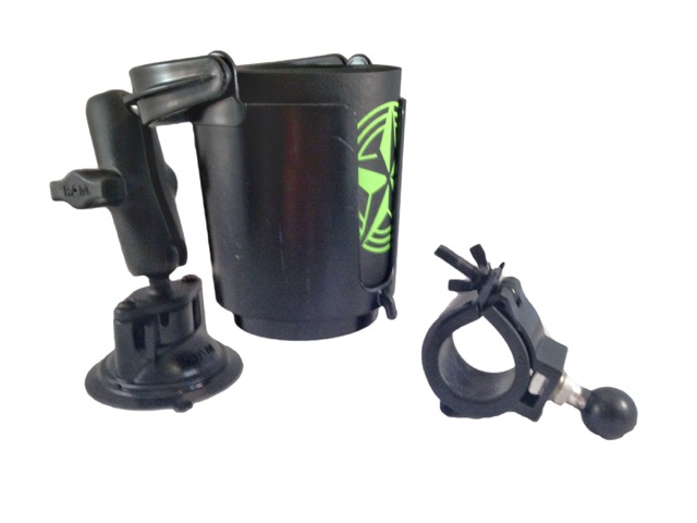 Trail Rig/Tow Rig Hardcore Cup Holder