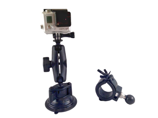 Trail Rig/Tow Rig GoPro Mount