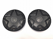 CrawlTunes CZ65 Premium Marine Speakers