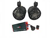 Waterproof Bluetooth Stereo Package