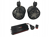 CrawlTunes Bluetooth Stereo Package