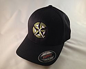 Black Flexfit CrawlTunes Logo Cap